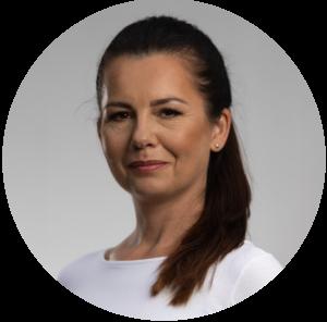 Anna Kucharska - Benicewicz Prezes Zarządu MB Developer sp. z o.o.